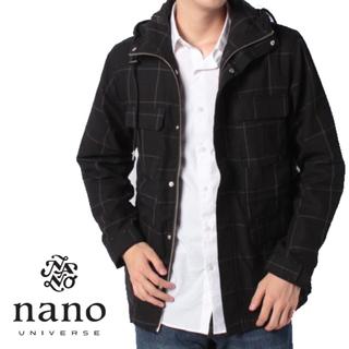 ナノユニバース(nano・universe)の【新品】nano universe ウィンドペンマウンテンパーカー(マウンテンパーカー)