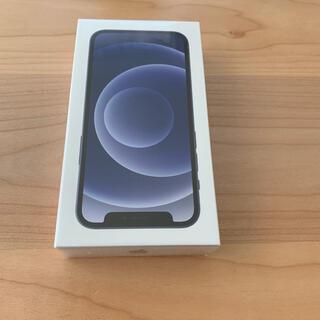 iPhone - iPhone 12 mini Black 64GB SIMフリー 新品未開封