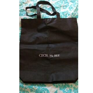 セシルマクビー(CECIL McBEE)のセシルマクビー ショップバッグ シンプル(ショップ袋)