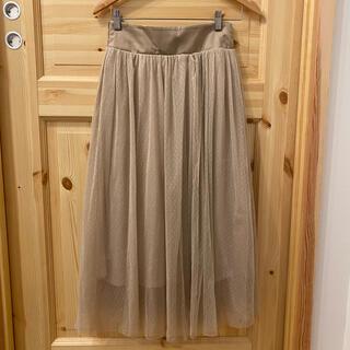 ドロシーズ(DRWCYS)のドロシーズ チュールスカート (ロングスカート)