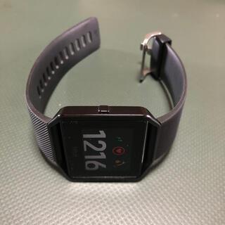 Fitbit(フィットビット) スマートフィットネスウォッチ (腕時計(デジタル))
