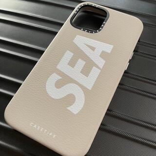 SEA - casetify wind and sea iPhone12promax