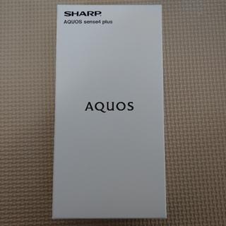 SHARP - SHARP AQUOS sense4 plus SH-M16 ブラック