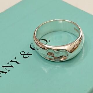 Tiffany & Co. - TIFFANY&CO. ハートリング 8.5号