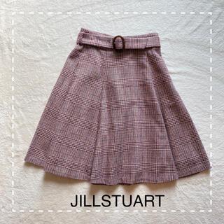 JILLSTUART - JILLSTUART(ジルスチュアート) 膝丈 スカート