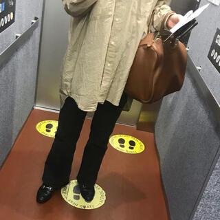 イエナ(IENA)のMARION TOUFET/マリオントゥッフェ・レザー ビットローファーです。(ローファー/革靴)