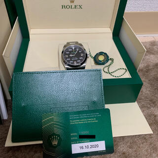 ROLEX - ロレックス  エアキング 新品未使用