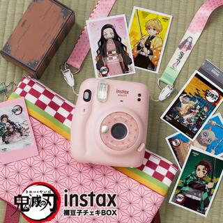 富士フイルム - チェキカメラ instax mini 11 鬼滅の刃 禰豆子 チェキBOX