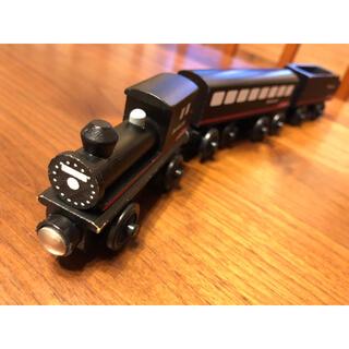 ボーネルンド(BorneLund)のボーネルンド 木製レール ブリオ brio  汽車(電車のおもちゃ/車)