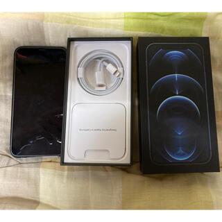 iPhone - iPhone12 Pro 256GB パシフィックブルー SIMフリー
