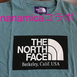 THE NORTH FACE - ザ ノースフェイス ナナミカ コラボTシャツ