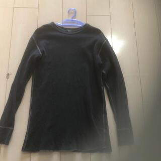 ザリアルマッコイズ(THE REAL McCOY'S)のリアルマッコイズ サーマル ブラック(Tシャツ/カットソー(七分/長袖))
