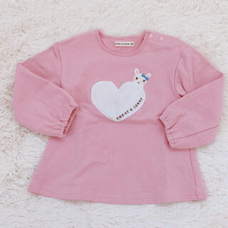 coeur a coeur - クーラクール♡トレーナー95 美品