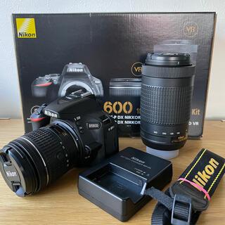 Nikon - Nikon D5600 18-55VR+70-30 VR Kit 美品