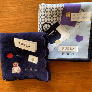 Furla - フルラ ハンカチ2枚