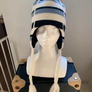 ロキシー(Roxy)のロキシー ニット帽子(ニット帽/ビーニー)