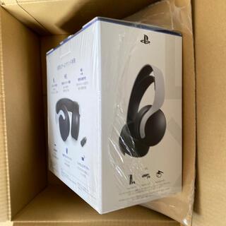プレイステーション(PlayStation)のPS5 ワイヤレス ヘッドセット 未開封新品(その他)