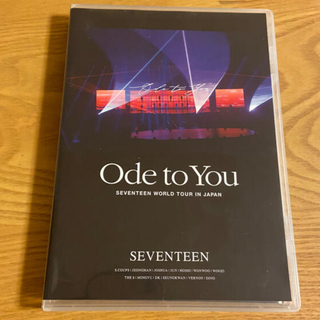 SEVENTEEN - 完売品 SEVENTEEN DVD Ode to you