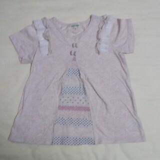 サンカンシオン(3can4on)の🐼サンカンシオン Tシャツ 120(Tシャツ/カットソー)
