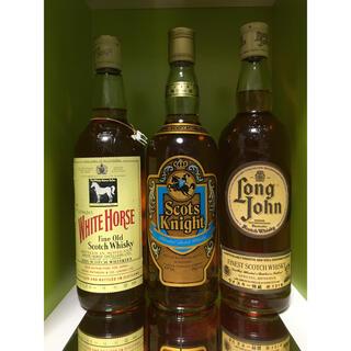 古酒 ウイスキー 3本セット