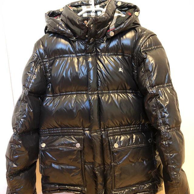 BURBERRY BLACK LABEL(バーバリーブラックレーベル)のバーバリー ブラックレーベル ダウンジャケット メンズのジャケット/アウター(ダウンジャケット)の商品写真