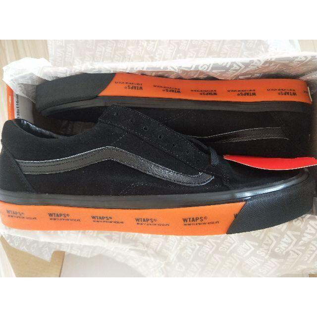 VANS VAULT(バンズボルト)のVans Vault WTAPS UA OG Old Skool LX 27cm メンズの靴/シューズ(スニーカー)の商品写真