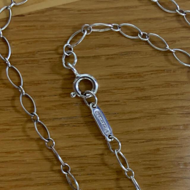 Tiffany & Co.(ティファニー)のティファニー 希少 オーバルリンクチェーン 77cm ロングネックレス レディースのアクセサリー(ネックレス)の商品写真