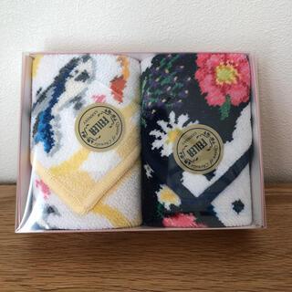 FEILER - ANA フェイラー コラボハンカチ 【新品】