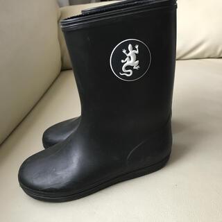 アニエスベー(agnes b.)のお値下げ⬇︎  アニエス・ベー❤︎長靴 18㌢(長靴/レインシューズ)