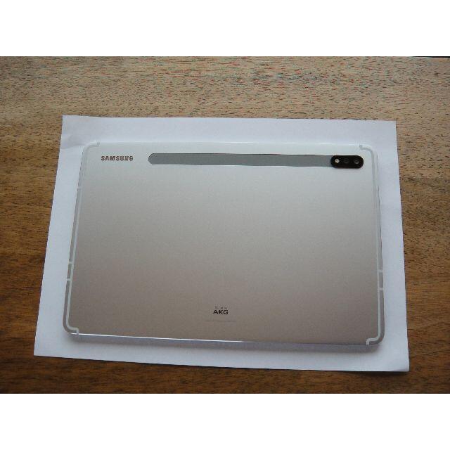 ◆美品◆SAMSUNG◆Galaxy Tab S7◆急速充電器◆ スマホ/家電/カメラのPC/タブレット(タブレット)の商品写真