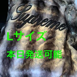 Supreme - SupremeFaux Fur Reversible Hooded Jacket