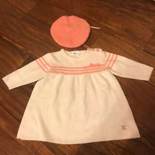 celine - セリーヌ セーター、帽子のセット