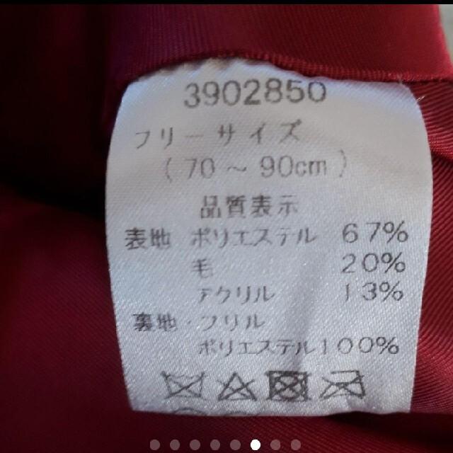 Shirley Temple(シャーリーテンプル)のシャーリーテンプル赤ずきん70~90 キッズ/ベビー/マタニティのキッズ服女の子用(90cm~)(ワンピース)の商品写真