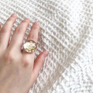 ローリーズファーム(LOWRYS FARM)のお花リング(リング(指輪))
