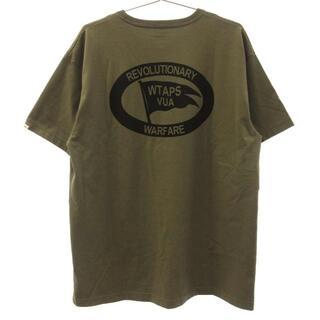 ダブルタップス(W)taps)のWTAPS ダブルタップス 半袖Tシャツ(Tシャツ/カットソー(半袖/袖なし))