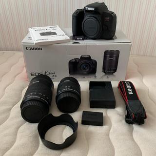 Canon - Canon EOS Kiss X9i Wズームレンズキット