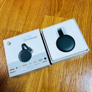 クローム(CHROME)のGoogle Chromecast クロームキャスト 第3世代(映像用ケーブル)