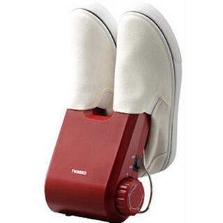 ツインバード(TWINBIRD)のK.K 様  ツインバード くつ乾燥機 レッド SD-4546(その他)