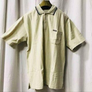 バーバリー(BURBERRY)の美品 ポロシャツ ベージュ ファッジ(ポロシャツ)