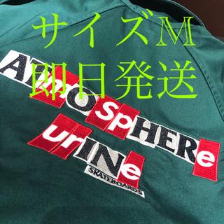 Supreme - supreme × anti hero twill jacket M