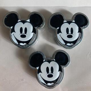 ディズニー(Disney)のミッキー ナンバー ボトルキャップ(車外アクセサリ)