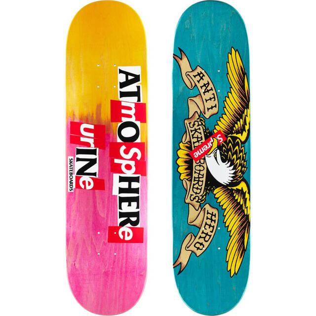 Supreme(シュプリーム)のSupreme ANTIHERO Skateboard シュプリーム アンチ スポーツ/アウトドアのスポーツ/アウトドア その他(スケートボード)の商品写真