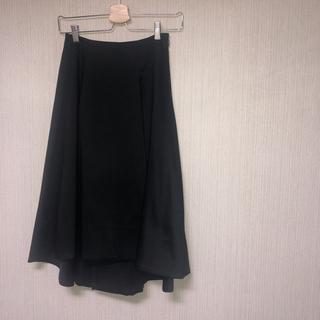 ルシェルブルー(LE CIEL BLEU)のBLENHEIM ロングスカート sサイズ(ロングスカート)