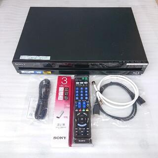 ソニー(SONY)のSONYブルーレイレコーダー BDZ-RX55  2番組同時録画美品動作確認済み(ブルーレイレコーダー)
