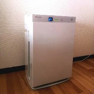 DAIKIN - フィルター新品 ダイキン 空気清浄機 KuaL ホワイト MCK70WE7W