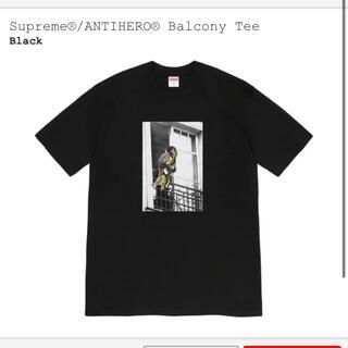 Supreme - supreme antihero balcony Tシャツ