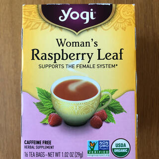 KALDI - Yogi Rasberry Leaf tea ラスベリーリーフティー SALE