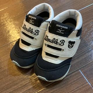DOUBLE.B - DOUBLE.B 靴 14cm