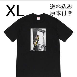 Supreme - XL 原本付き Supreme ANTIHERO Balcony Tee 黒