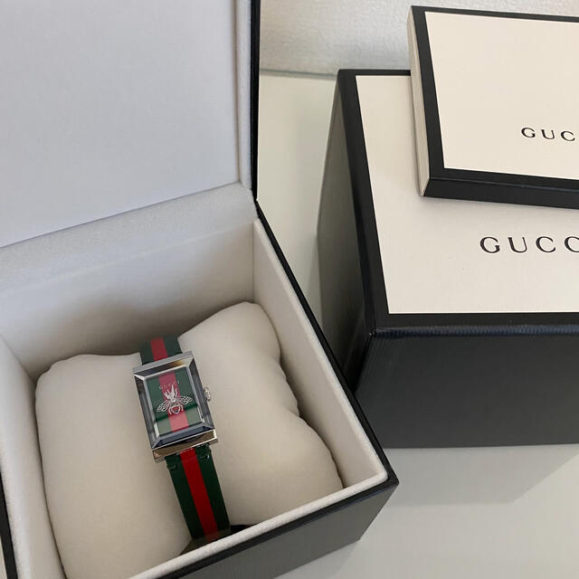 Gucci(グッチ)のGucci レディース時計 レディースのファッション小物(腕時計)の商品写真